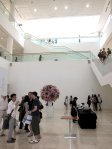 Journalists, artists, and curators mingle at the Media City Seoul press preview